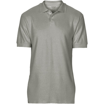 Textiel Heren Polo's korte mouwen Gildan 64800 Sportgrijs (RS)