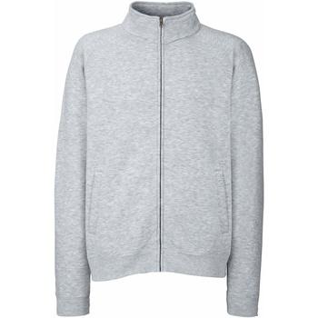 Textiel Heren Sweaters / Sweatshirts Fruit Of The Loom SS826 Heather Grijs