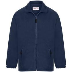 Textiel Heren Fleece Absolute Apparel  Navy