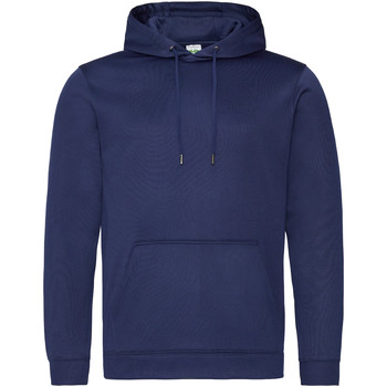 Textiel Sweaters / Sweatshirts Awdis JH006 Marine Oxford