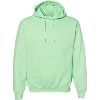 Textiel Heren Sweaters / Sweatshirts Gildan 18500 Muntgroen