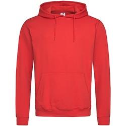 Textiel Heren Sweaters / Sweatshirts Stedman  Scharlakenrood