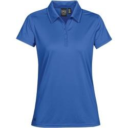 Textiel Dames Polo's korte mouwen Stormtech PG-1W Azuurblauw