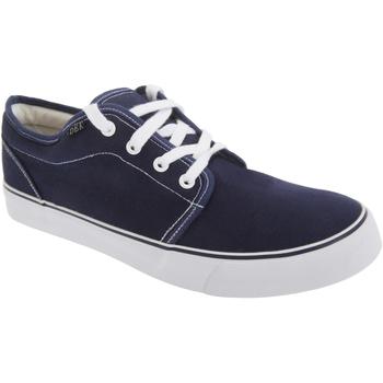 Schoenen Heren Lage sneakers Dek  Marineblauw