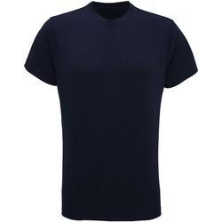 Textiel Heren T-shirts korte mouwen Tridri TR010 Franse marine