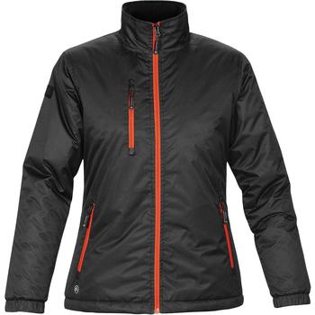 Textiel Dames Wind jackets Stormtech GSX-2W Zwart/Oranje