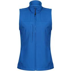 Textiel Dames Vesten / Cardigans Regatta  Blauw