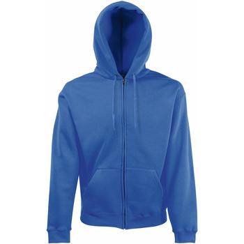 Textiel Heren Sweaters / Sweatshirts Fruit Of The Loom SS822 Royaal Blauw