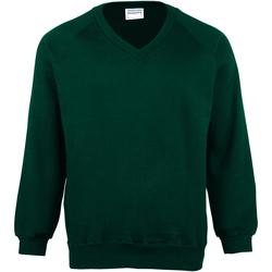 Textiel Kinderen Sweaters / Sweatshirts Maddins  Fles groen