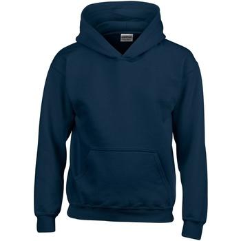 Textiel Kinderen Sweaters / Sweatshirts Gildan 18500B Marine