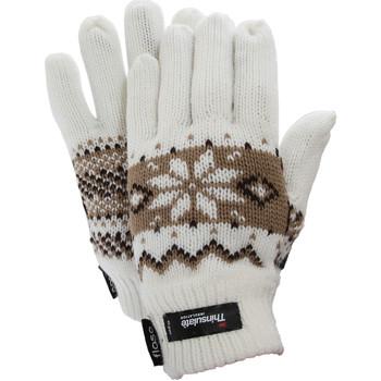 Accessoires Dames Handschoenen Floso  Wit