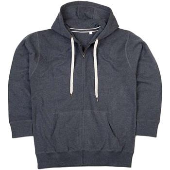 Textiel Heren Sweaters / Sweatshirts Mantis Superstar Houtskool Grijs Melange