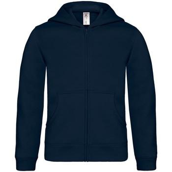 Textiel Kinderen Sweaters / Sweatshirts B And C B421B Marine