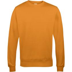 Textiel Heren Sweaters / Sweatshirts Awdis JH030 Sinaasappelschilfers