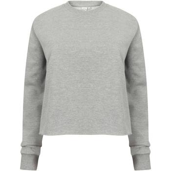 Textiel Dames Sweaters / Sweatshirts Skinni Fit SK515 Heide Grijs