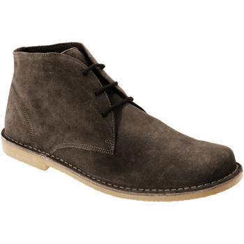 Schoenen Heren Laarzen Roamers  Donkerbruin