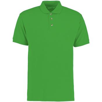 Textiel Heren Polo's korte mouwen Kustom Kit KK400 Iers Groen