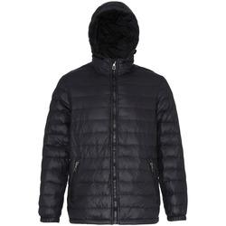 Textiel Heren Dons gevoerde jassen 2786 TS016 Zwart/Zwart