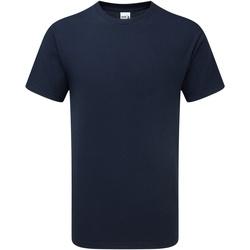 Textiel Heren T-shirts korte mouwen Gildan H000 Sport Dark Navy