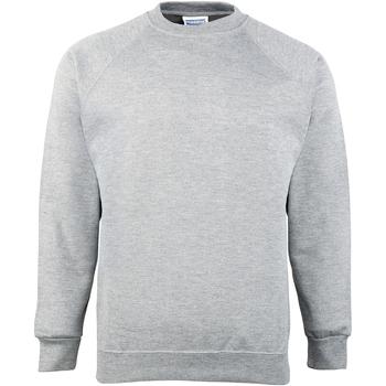 Textiel Kinderen Sweaters / Sweatshirts Maddins MD01B Oxford Grijs
