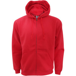 Textiel Heren Sweaters / Sweatshirts Fruit Of The Loom 62034 Rood