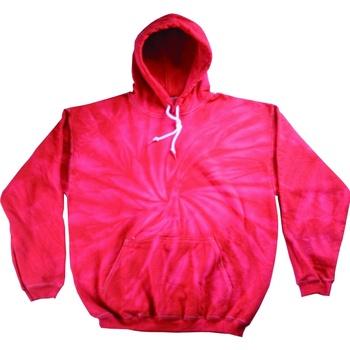 Textiel Heren Sweaters / Sweatshirts Colortone TD30M Spin rood