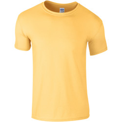 Textiel Kinderen T-shirts korte mouwen Gildan 64000B Daisy