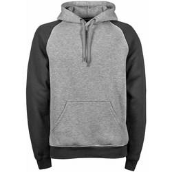 Textiel Heren Sweaters / Sweatshirts Tee Jays TJ5432 Heide Donkergrijs