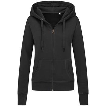Textiel Dames Sweaters / Sweatshirts Stedman  Zwart