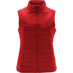 Textiel Dames Dons gevoerde jassen Stormtech KXV-1W Helder rood