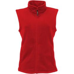 Textiel Dames Vesten / Cardigans Regatta RG186 Klassiek rood