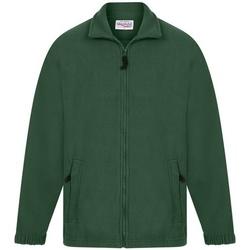 Textiel Heren Fleece Absolute Apparel  Groen