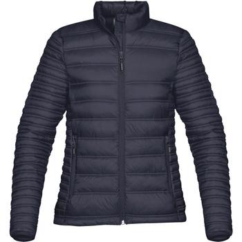 Textiel Dames Dons gevoerde jassen Stormtech Basecamp Marineblauw
