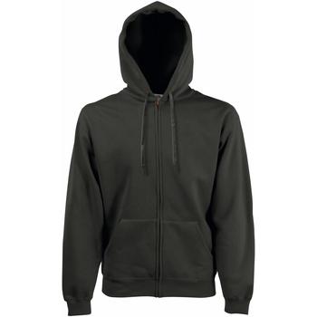 Textiel Heren Sweaters / Sweatshirts Fruit Of The Loom SS822 Charcoal
