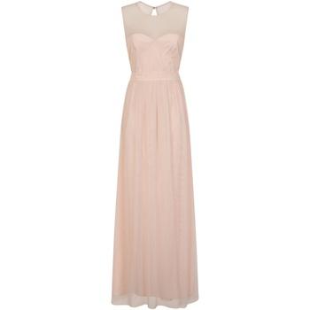 Textiel Dames Lange jurken Little Mistress  Roze