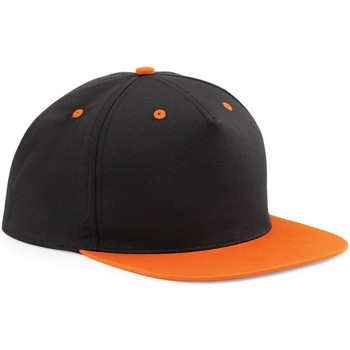 Accessoires Pet Beechfield B610C Zwart / Oranje