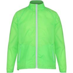Textiel Heren Windjack 2786 TS011 Kalk/wit