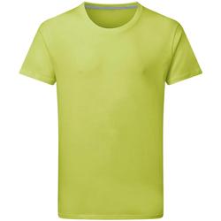 Textiel Heren T-shirts korte mouwen Sg Perfect Kalk