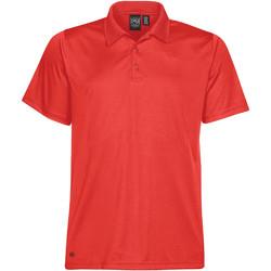 Textiel Heren Polo's korte mouwen Stormtech PG-1 Helder rood
