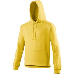 Textiel Sweaters / Sweatshirts Awdis College Sherbet Citroen