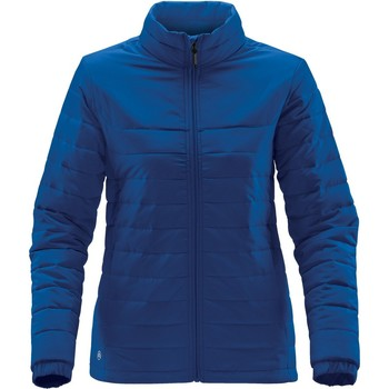 Textiel Dames Dons gevoerde jassen Stormtech QX-1W Azuurblauw
