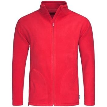 Textiel Heren Fleece Stedman  Rood