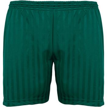 Textiel Kinderen Korte broeken / Bermuda's Maddins MD15B Fles groen