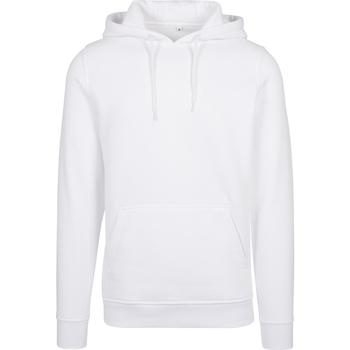 Textiel Heren Sweaters / Sweatshirts Build Your Brand BY011 Wit