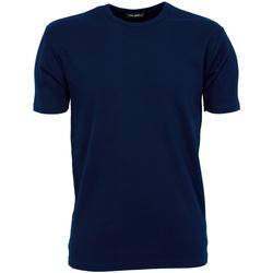 Textiel Heren T-shirts korte mouwen Tee Jays TJ520 Marineblauw