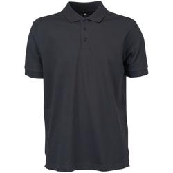 Textiel Heren Polo's korte mouwen Tee Jays TJ1405 Donkergrijs
