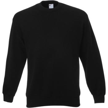 Textiel Heren Sweaters / Sweatshirts Universal Textiles 62202 Jet Zwart