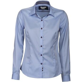 Textiel Dames Overhemden J Harvest & Frost JF006 Luchtvaart/Marine