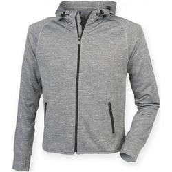 Textiel Heren Sweaters / Sweatshirts Tombo Teamsport TL550 Grijze Mergel