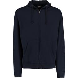 Textiel Heren Sweaters / Sweatshirts Kustom Kit KK303 Marineblauw